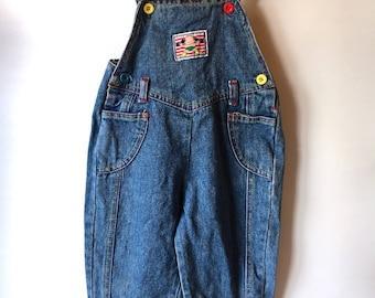 Vintage Denim Garden pants.