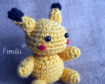 Pikachu Chibi - Pokemon