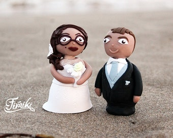 Figura para tarta  de boda personalizadas