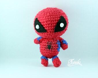 Spiderman Amigurumi
