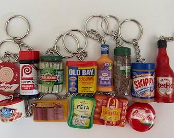 Mini Brands Keychains