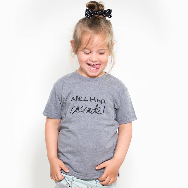 Graphic Tee t-shirt shirt quote kids cloting image 0