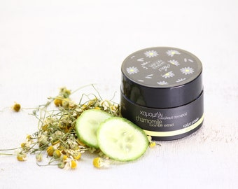 Eyes cream 24h with cucumber, chamomile & wild rose