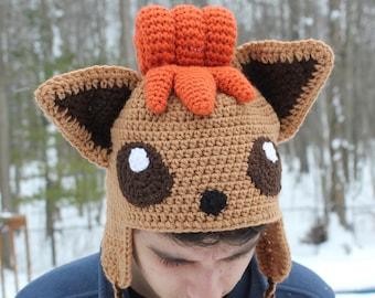 Pokemon Vulpix inspired hat