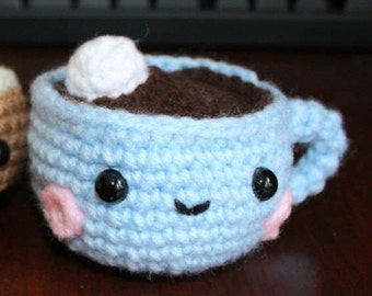 Time for a hot chocolate break!