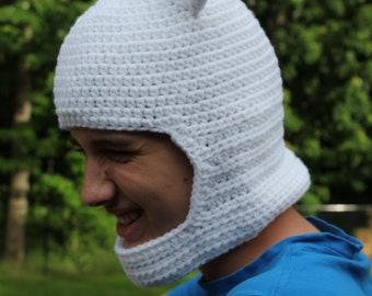 Adventure Time inspired Finn hat
