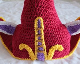 League of Legends Inspired Lulu hat