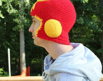 Captain Falcon inspired hat