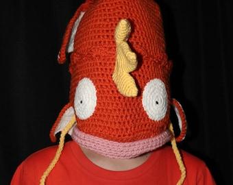 Magikarp Inspired Hat