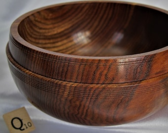 Exotic Goncalo Alves,Ring Dish,Jewelry Dish,Wood Bowl,Wooden Bowls,Wooden Bowl Handmade,Fine Woodworking,Bedroom Decor,5th Anniversary,1442