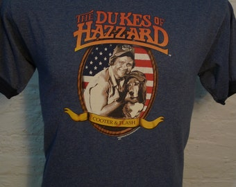 0afc410f3a2221 Size M (41)    The Dukes of Hazzard Shirt (Single Sided)