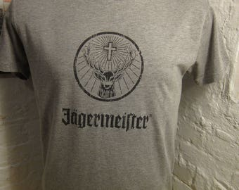 Size M (44) ** Jagermeiister Shirt (Single Sided)