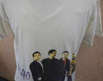 Size XL (49) ** 1993 UB40 Concert Shirt (Double Sided)