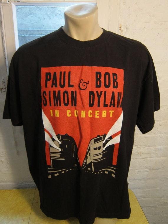 Size XL (50) ** 1990s Bob Dylan and Paul Simon Con