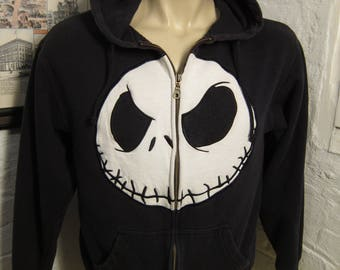 Size S+ (43) ** Nightmare Before Christmas Shirt (Double Sided)