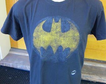 Size L (45) ** Batman Shirt (Single Sided)