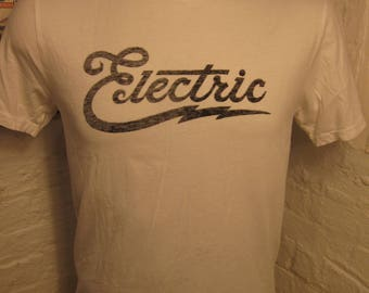 Size M (42) ** Electric Shirt (Single Sided)