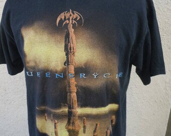 Size XL (48) ** 1994 Queensyche Shirt (Double Sided)