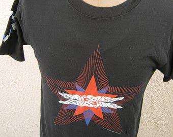 Size L (44) ** 1993 Jesus Jones Concert Shirt (Double Sided)