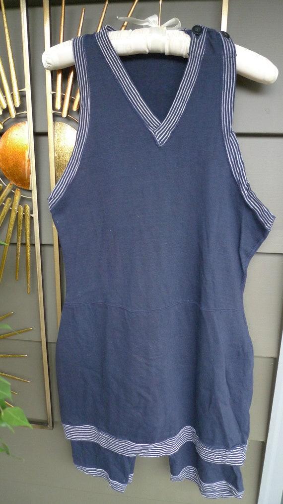 Size: Medium ** Incredible Cotton / Rayon 1920s Sw