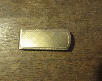 Attractive 1960s Money Clip