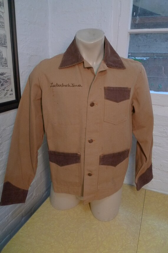 Size L (42R) ** Amazing Limited Edition 1970s Hea… - image 2