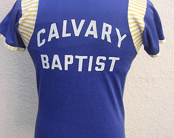 Size L- (42) ** Incredible 1930s-40s Rayon Athletic Jersey