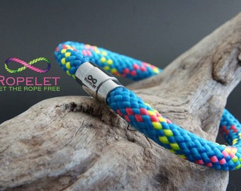 Climbing/marine rope bracelet, rope bracelet , mens bracelet ,ladies bracelet