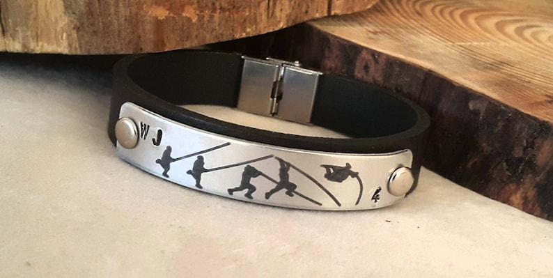 Men/'s Leather Bracelet father/'s day gift, Custom Men/'s gift Sports Bracelet Personalized Men/'s Bracelet Men Gift Sun symbol