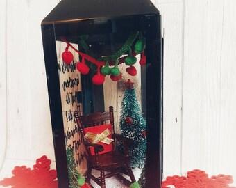 Christmas In Heaven Lantern Diy.Memorial Lantern Memorial Gift Remembrance Lantern Etsy