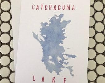 Catchacoma Lake