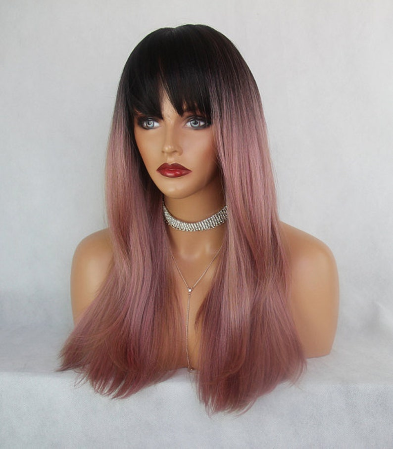 Blond Schwarz Ombre 16 Cool And Edgy Schwarz Blond Frisuren
