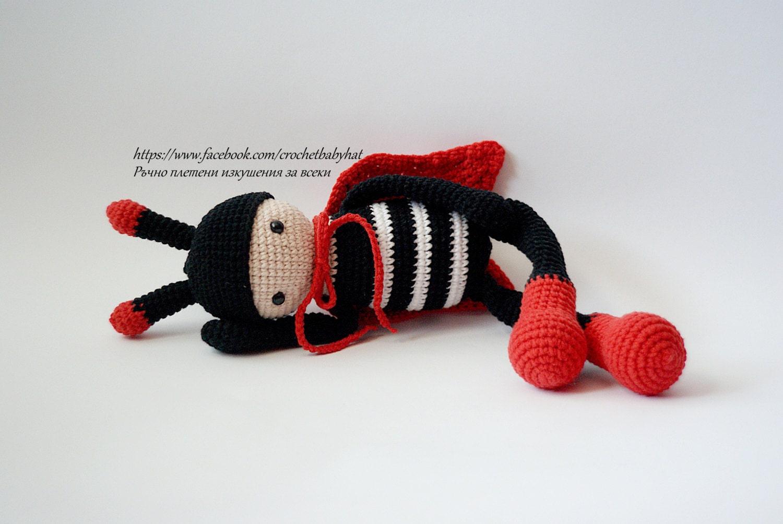Patrigurumis LADYBUG AMIGURUMI CROCHET MIRACULOUS | Crochet ... | 1004x1500