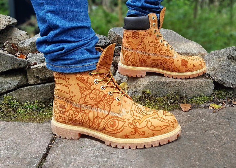 007e4b5f7cc9 Freestyle Timbs Timberland Boots