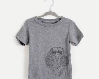 d93728ed Glasses t shirt | Etsy