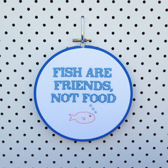 Finding Nemo Quote Cross Stitch Pattern Etsy