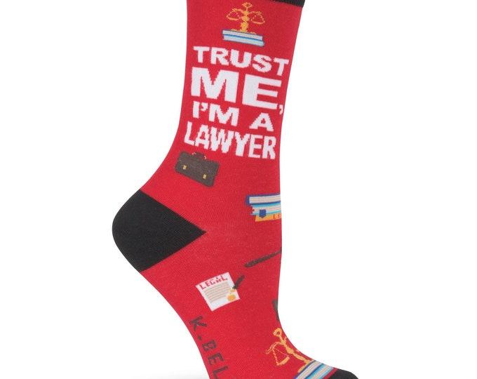 I'm a Lawyer Socks