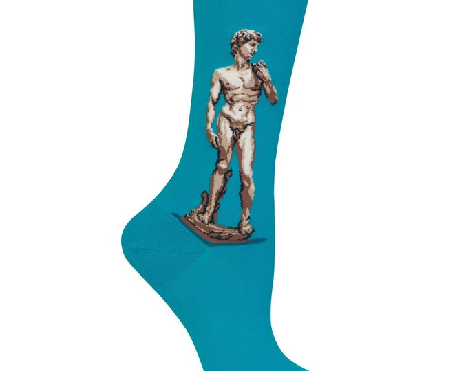 Michelangelo's David Socks