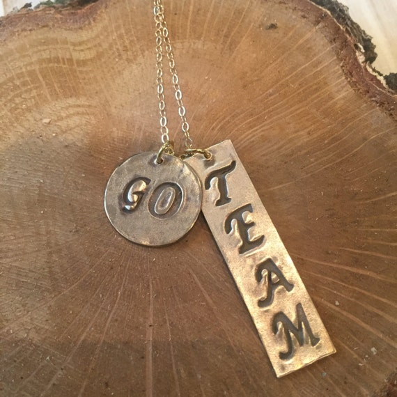 Go Team Necklace