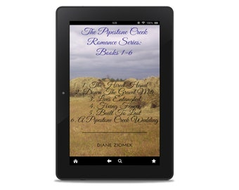 The Pipestone Creek Romance Series Boxed Set | novella series | PDF | EPUB | Full Series Bundle