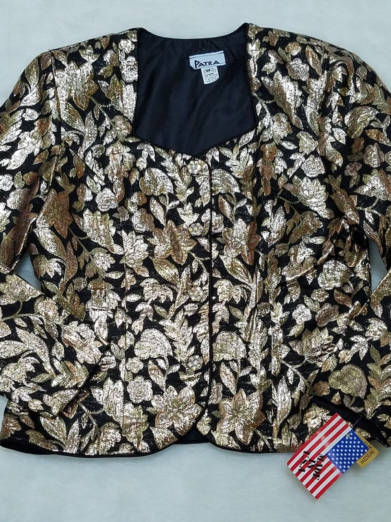 Patra blazer || vintage blazer || 90s blazer
