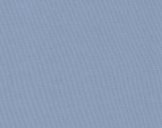 Bella Solids by Moda - French Blue - By the Yard 9900-49