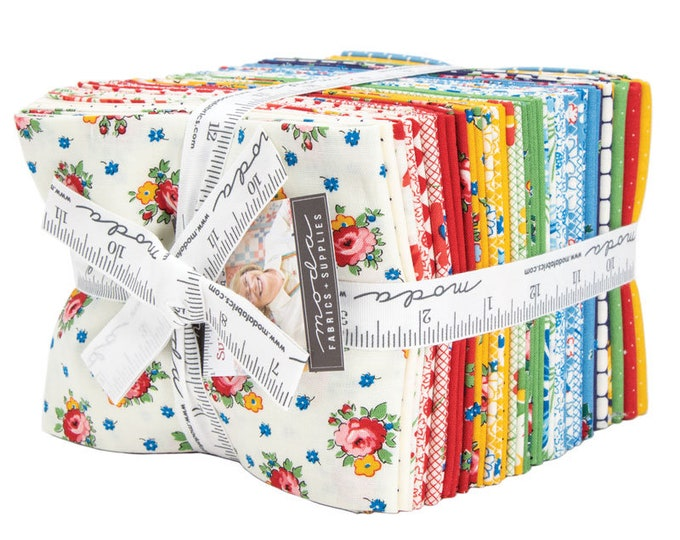 Sweet Harmony by American Jane for Moda Fat Quarter Bundle 30 Pieces