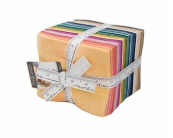 Grunge by Basic Grey for Moda - New Colors Fat Quarter Bundle 30 FQ