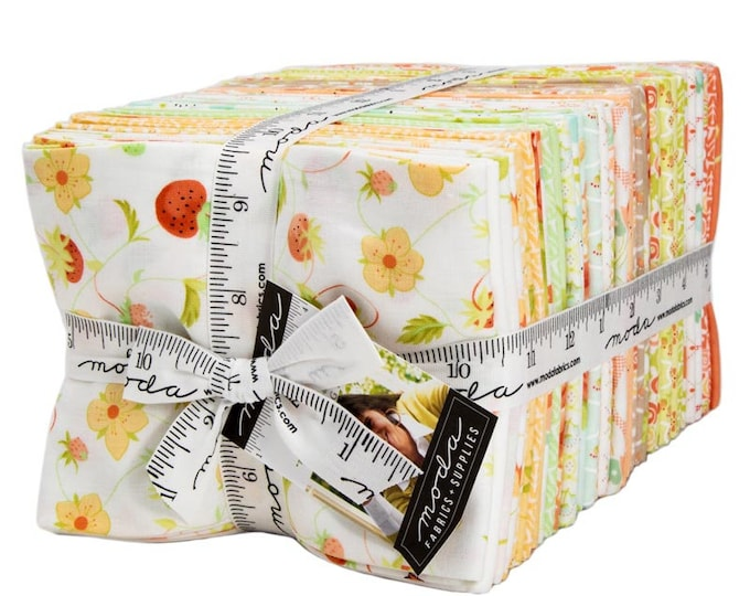 Chantilly by Fig Tree and Co for Moda Fat Quarter Bundle 40 FQ