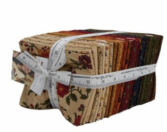 Natures Glory by Kansas Troubles Quilters for Moda Fat Quarter Bundle 40 FQ