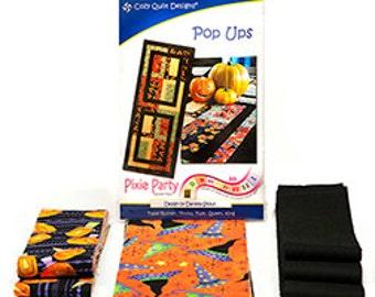 Pixie Party Pop-ups Table Runner Kit