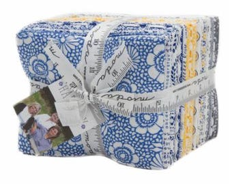 Harmony by Sweetwater for Moda Fat Quarter Bundle 30 FQ