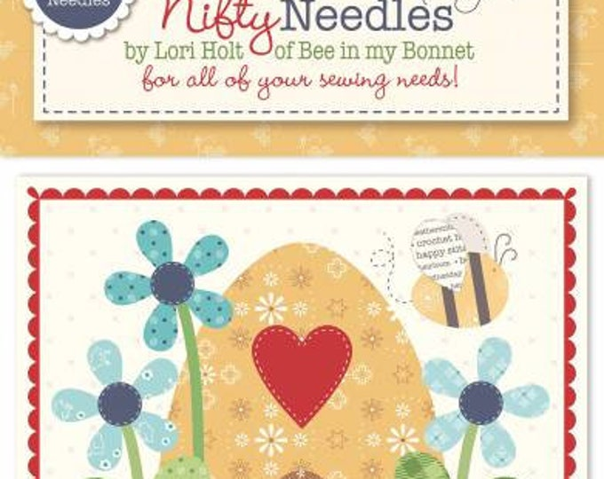 Nifty Needles by Lori Holt for Bee in My Bonnet