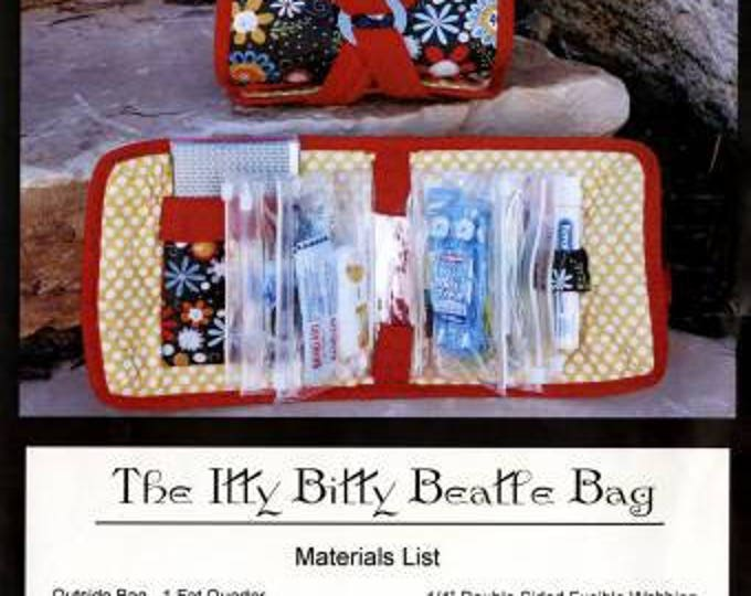 The Itty Bitty Beatle Bag with Inserts